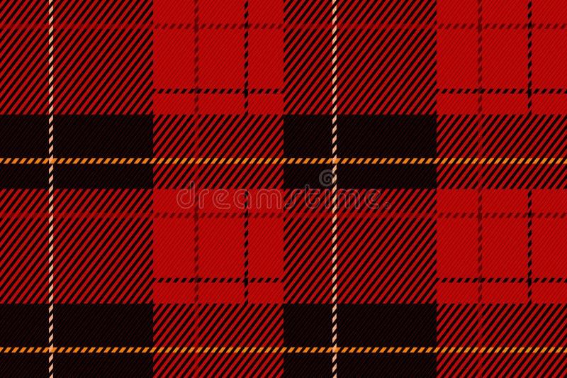 Motif de chemise de la sériole sans plomb Conception textile illustration stock