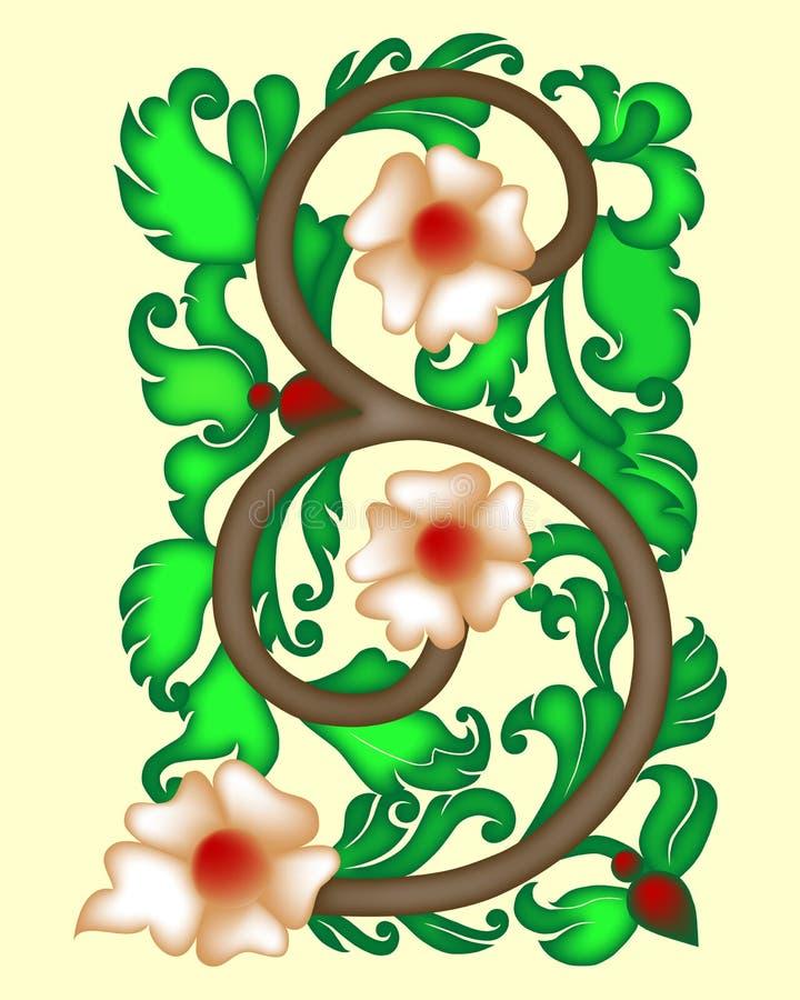 Motif de conception illustration de vecteur