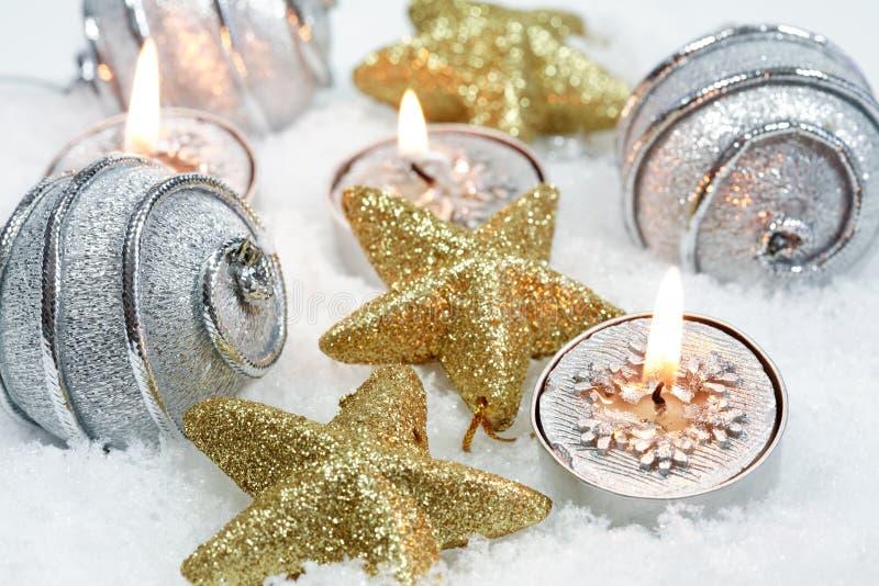 Motif de Noël photographie stock libre de droits