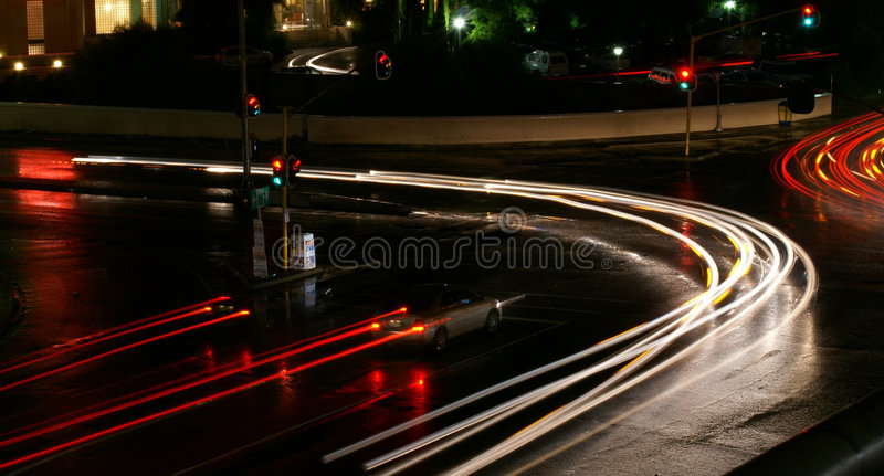 Download Motion Blur-Street stock photo. Image of speed, evening - 2313148