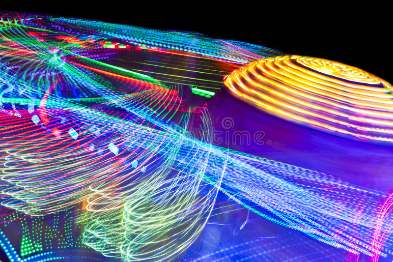 Download Motion fairground stock photo. Image of wheel, carnival - 21886454