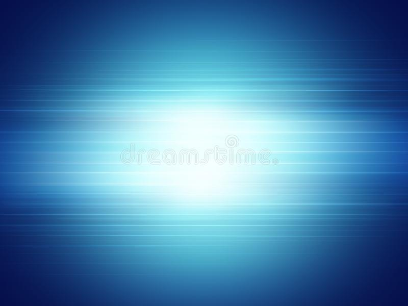 Glowing Motion Lights Background royalty free stock photography