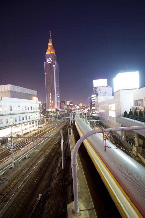 motion station train στοκ φωτογραφίες