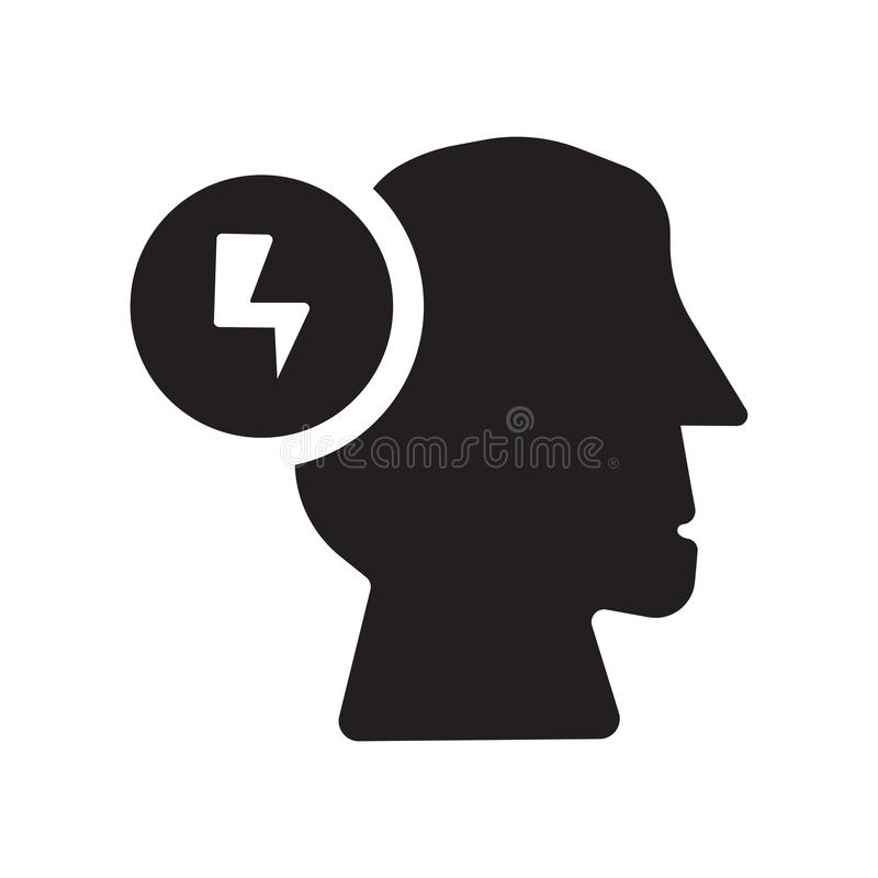 Motivation icon. Trendy Motivation logo concept on white background from Productivity collection royalty free illustration