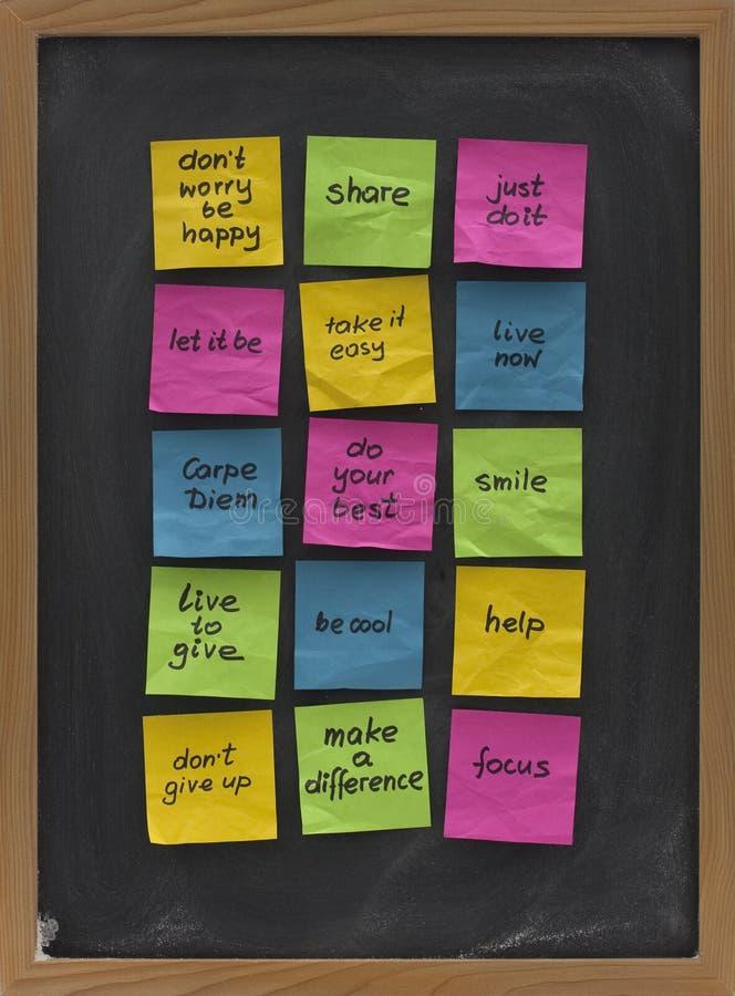 motivational påminnelser för blackboard