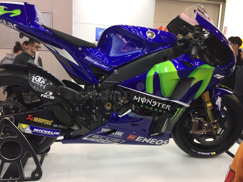 Moto zdjęcie stock