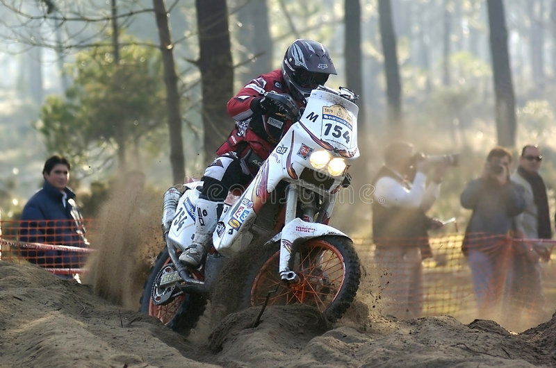 Moto 154 stock fotografie