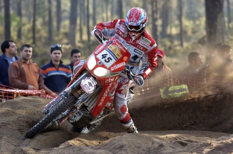 Moto 45 fotografie stock
