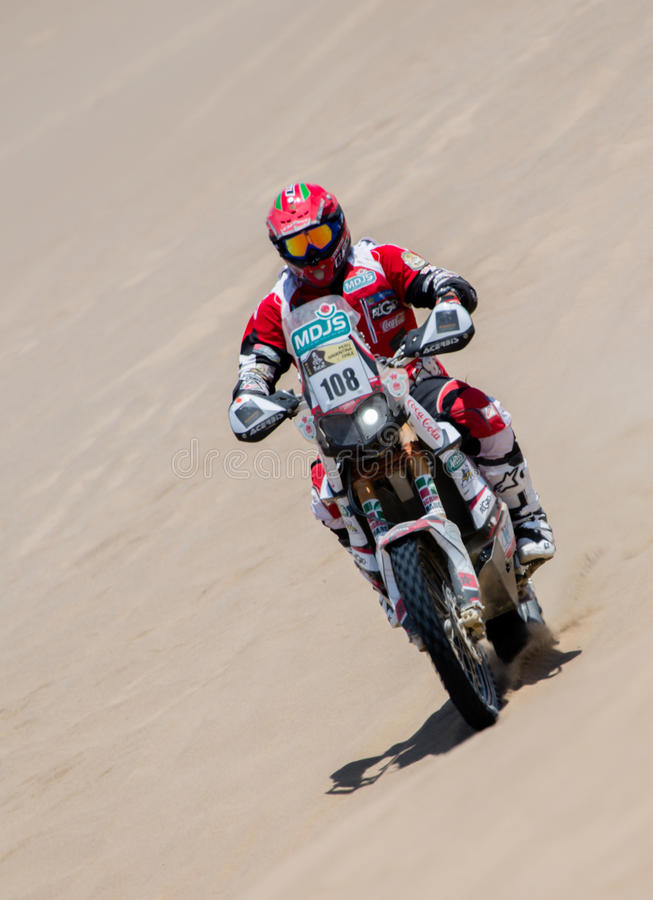 Download Moto biker races a Rally editorial photo. Image of sport - 29471431