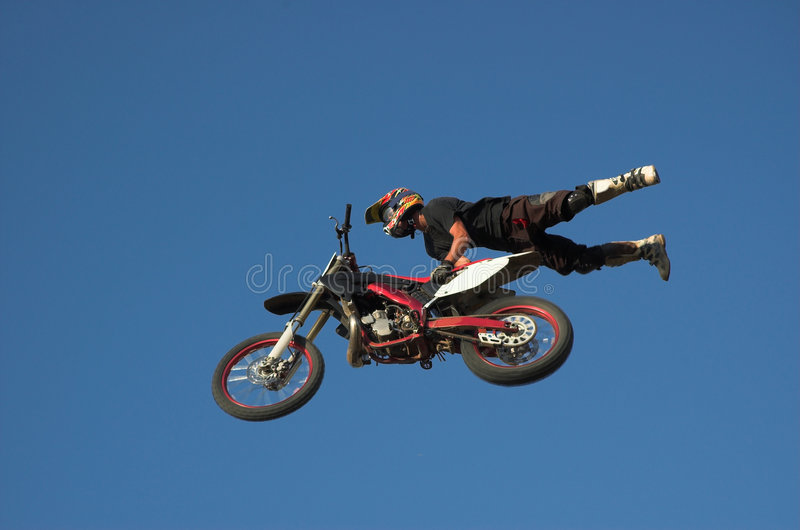 Download Moto X Freestyle 13 stock photo. Image of motorcycle, ride - 1364210