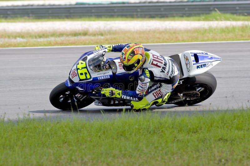 Moto GP Motorcycle Racing royalty free stock photography