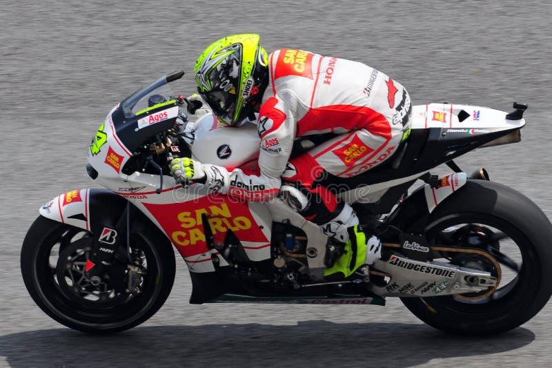 Moto Grand Prix royalty free stock image