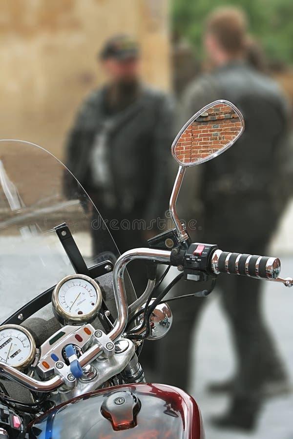 Moto moderne photos libres de droits