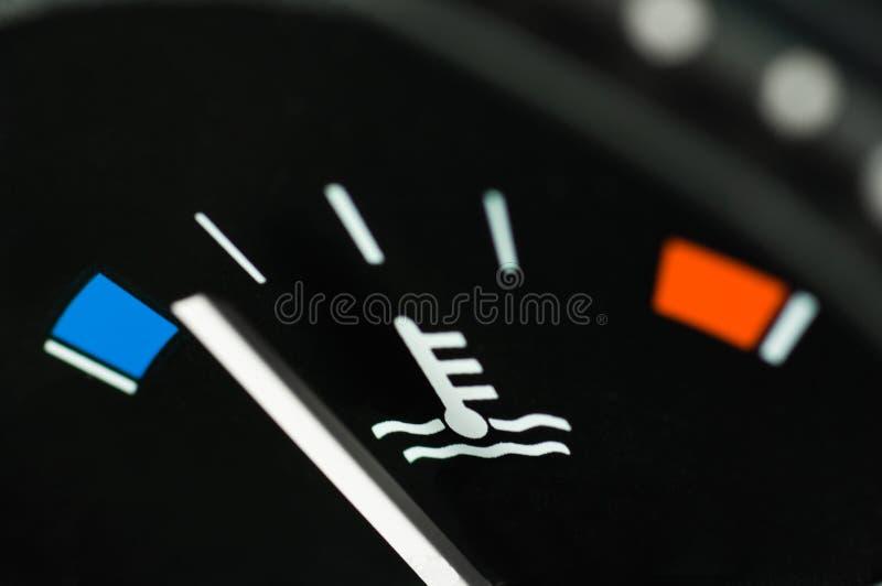 moto temperatura zdjęcie royalty free