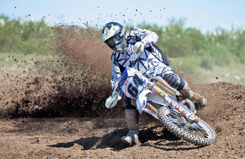 Download Moto-X dirt cloud editorial stock photo. Image of countryside - 25049288