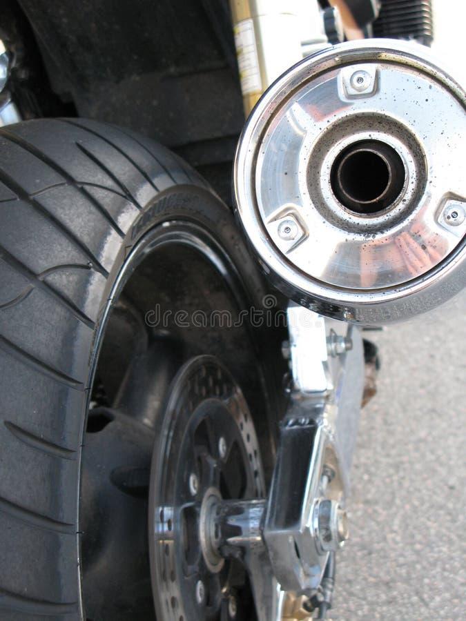 Motobike Obraz Royalty Free