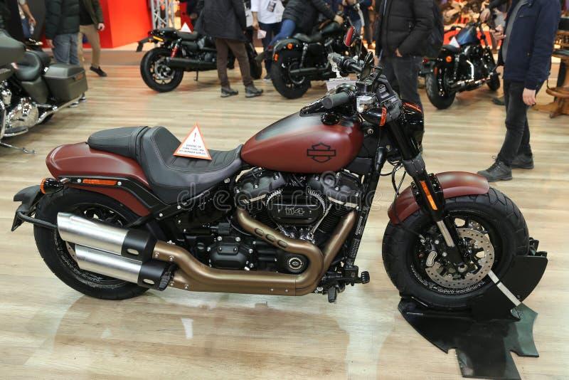 Motobike Istanboel 2018 royalty-vrije stock foto's