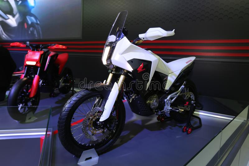 Motobike Istanbul 2019 image stock