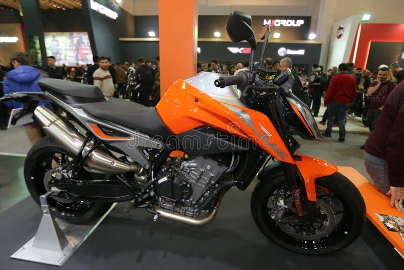 Motobike Istanbul 2019 images stock