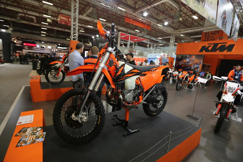 Motobike Istanbul 2019 photo libre de droits