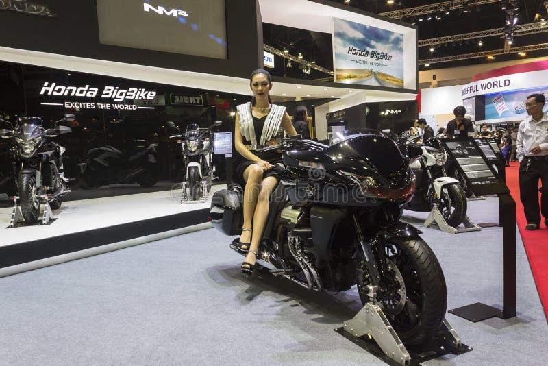 Motocicleta de Honda CTX1300 fotos de archivo libres de regalías