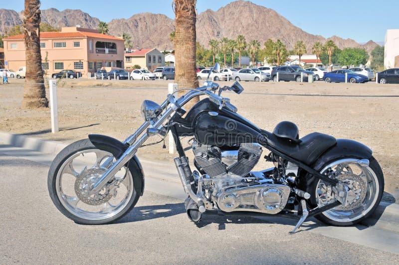Motocicleta de Speer imágenes de archivo libres de regalías