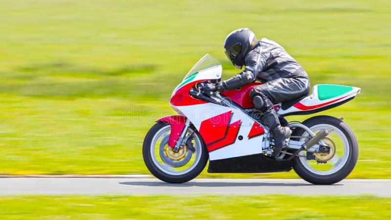 Motocicleta de Yamaha foto de archivo