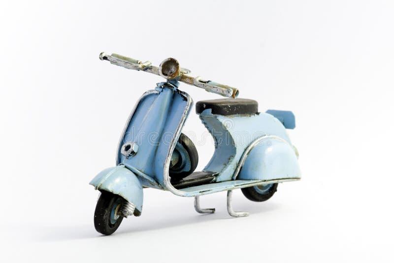 Motocicleta italiana fotografía de archivo libre de regalías