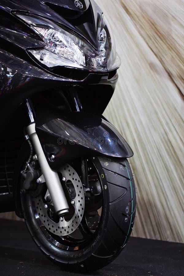Motocicleta del deporte imagenes de archivo