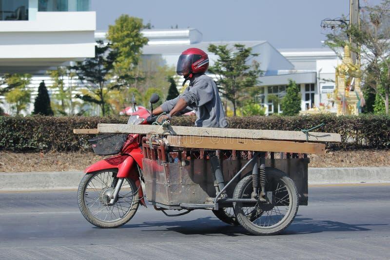 Motocicleta privada del sueño de Honda fotos de archivo