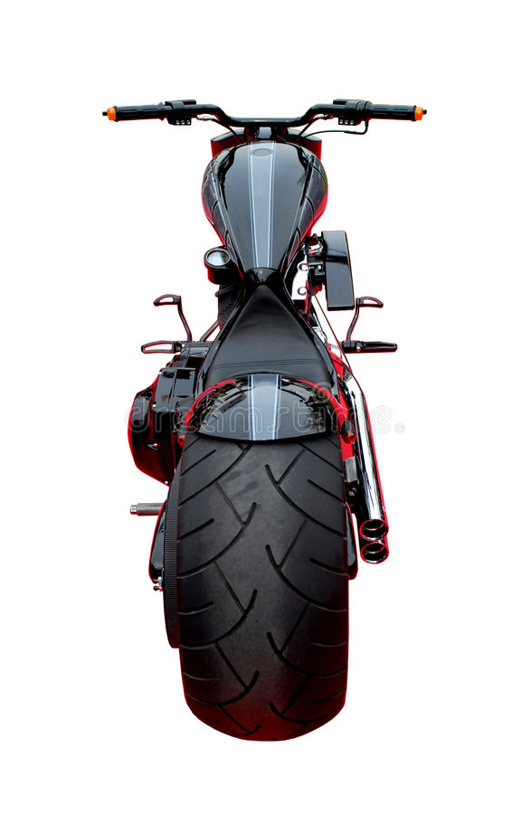 Motocicletta immagine stock libera da diritti