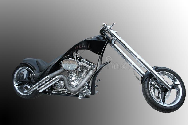Motocicletta fotografia stock