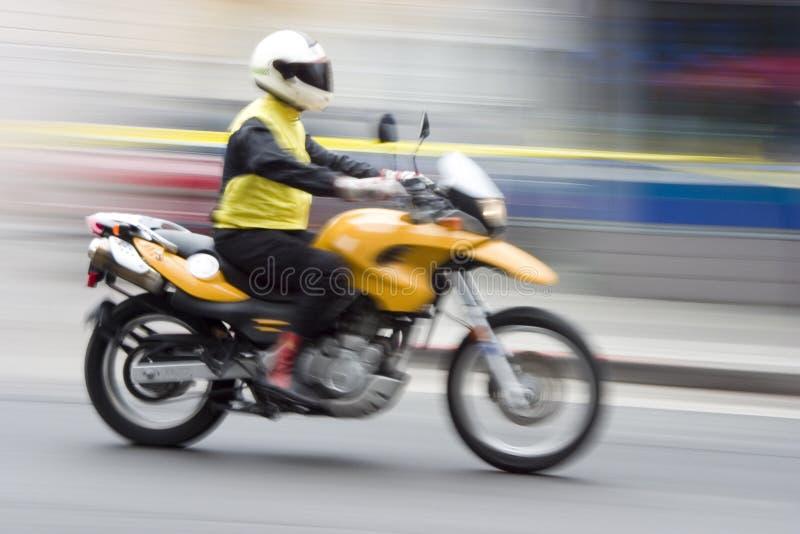 Motociclo d'accelerazione 1 immagine stock libera da diritti