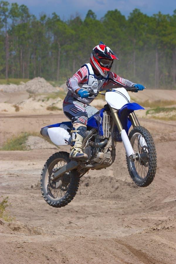 motocross 10 стоковая фотография rf