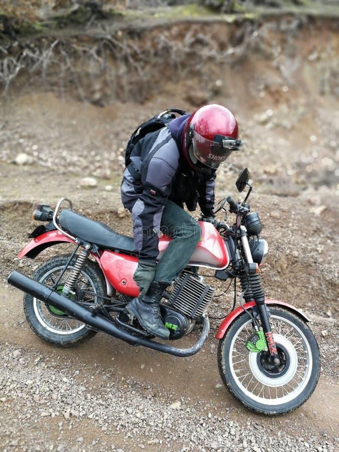 motocross fotografía de archivo libre de regalías