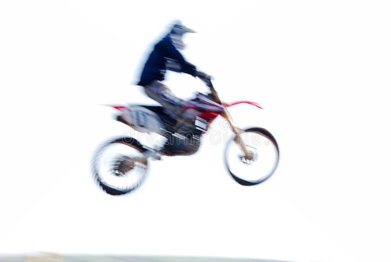 Motocross stock afbeelding