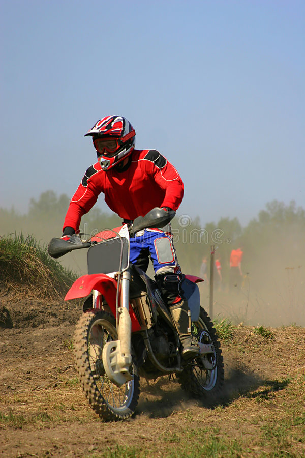 Download Motocross stock photo. Image of motor, person, pursuit - 2309154