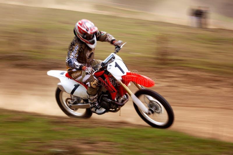 Motocross imagem de stock