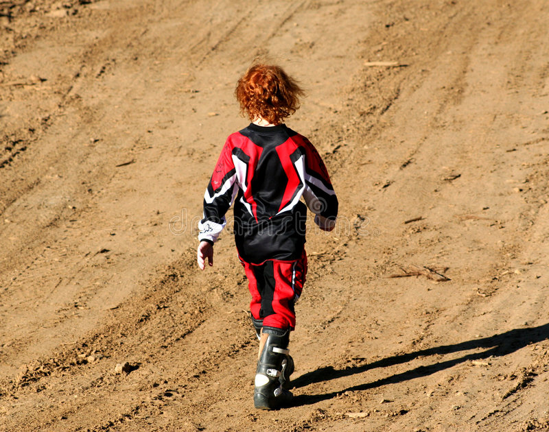 Motocross photo libre de droits