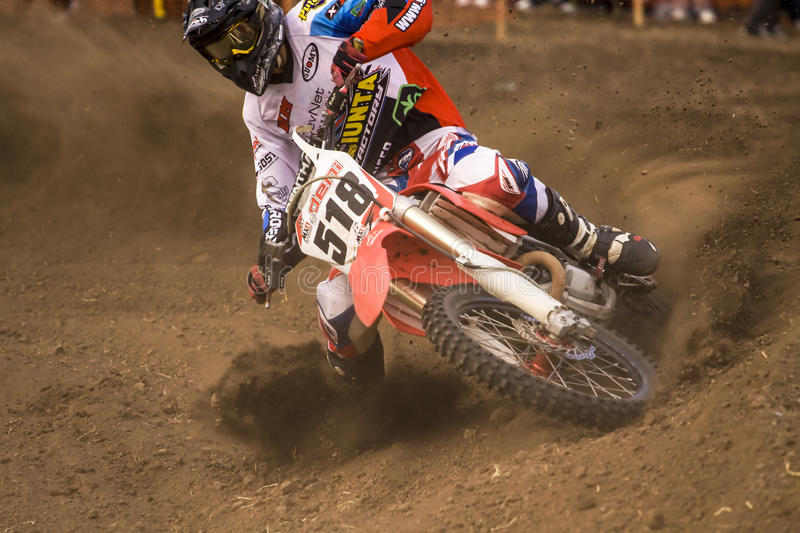 MOTOCROSS - 518-MX1 Editorial Image