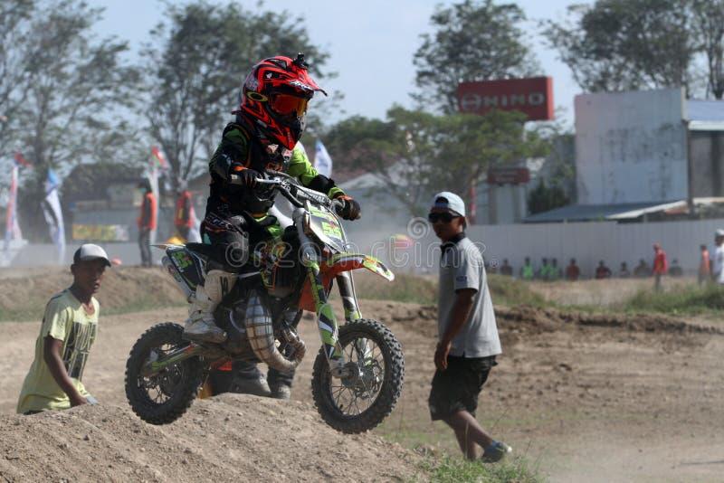 Download Motocross immagine editoriale. Immagine di centrale, campionato - 55358435