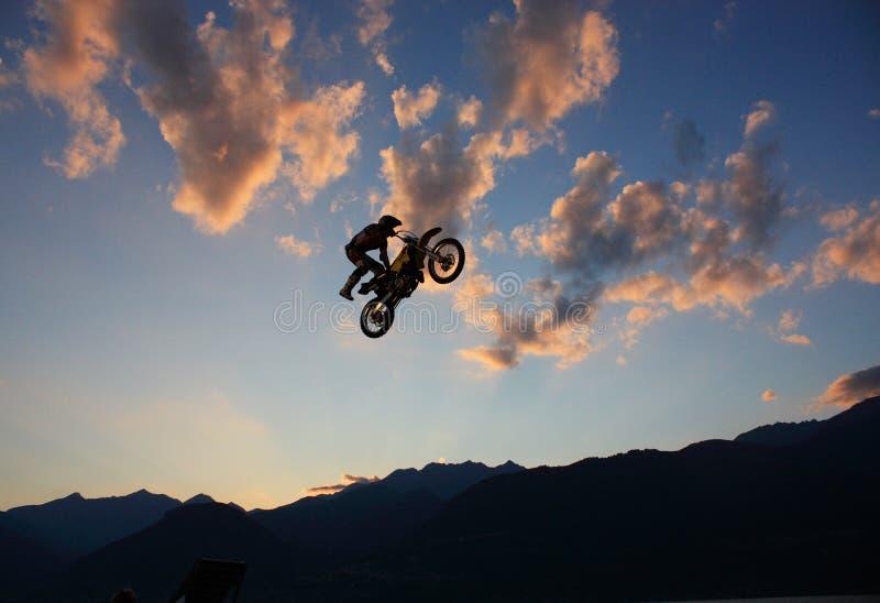 motocross стоковое фото rf
