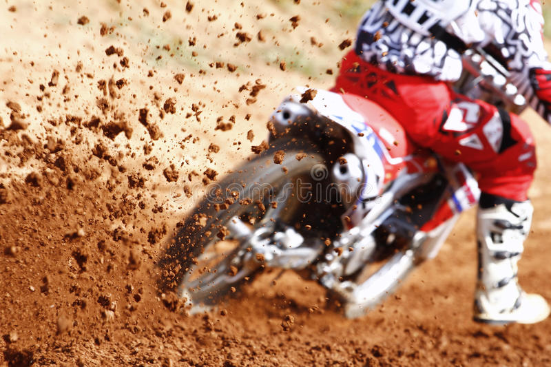 motocross photos stock