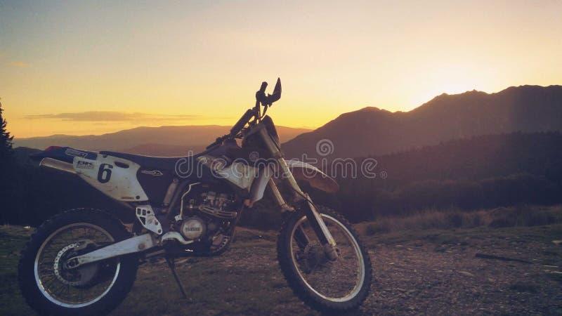 motocross stock foto