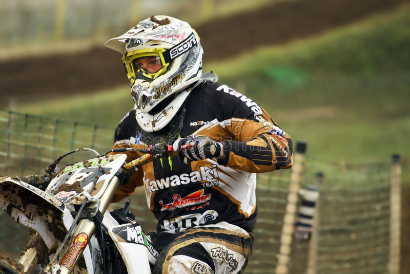 Download Motocross,Atanas Petrov 47. Editorial Image - Image of bicycling, bike: 21671180