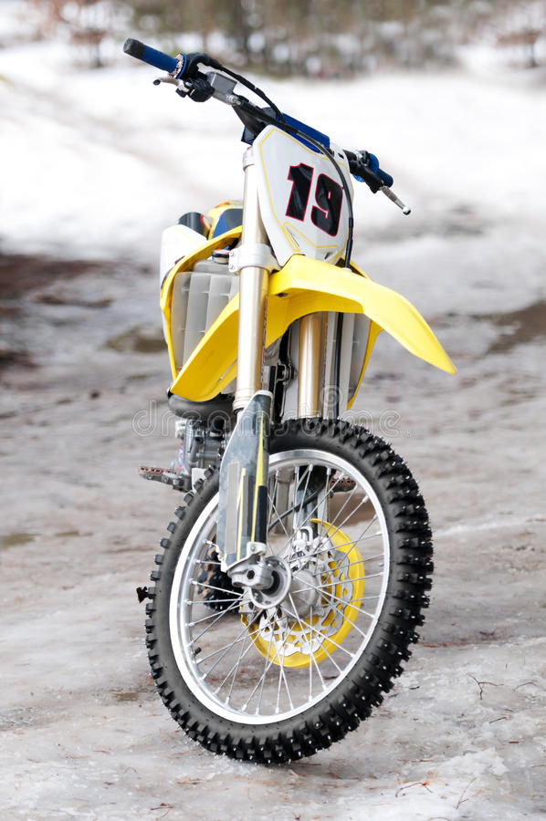Download Motocross Bike Stock Photography - Image: 24880362