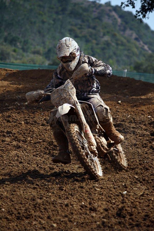 motocross dirtbike zdjęcie royalty free
