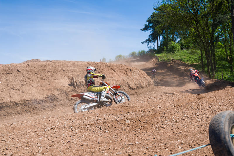 Download Motocross riders stock image. Image of action, extreme - 33472511