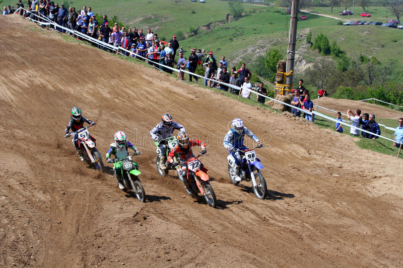 Download Motocross-after Start. Editorial Image - Image: 21455490