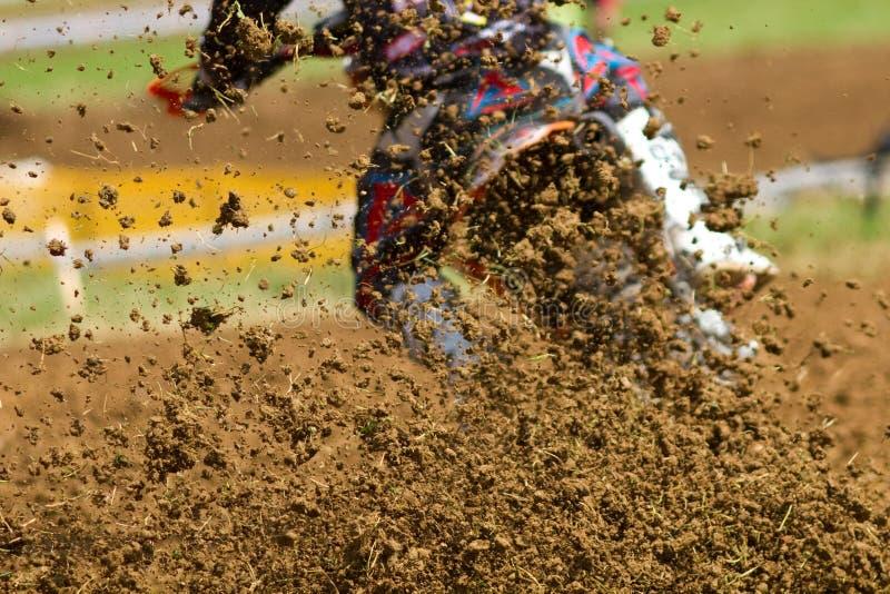 Motocrosser stock photos